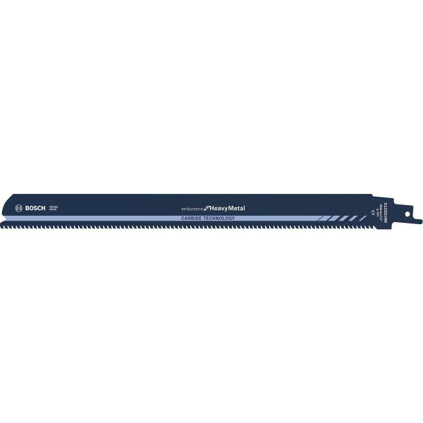 Bosch S 1255 CHM Tigersagblad 300 x 25 x 1,25 mm, 10-pakning 300 x 25 x 1,25 mm, 10-pakning