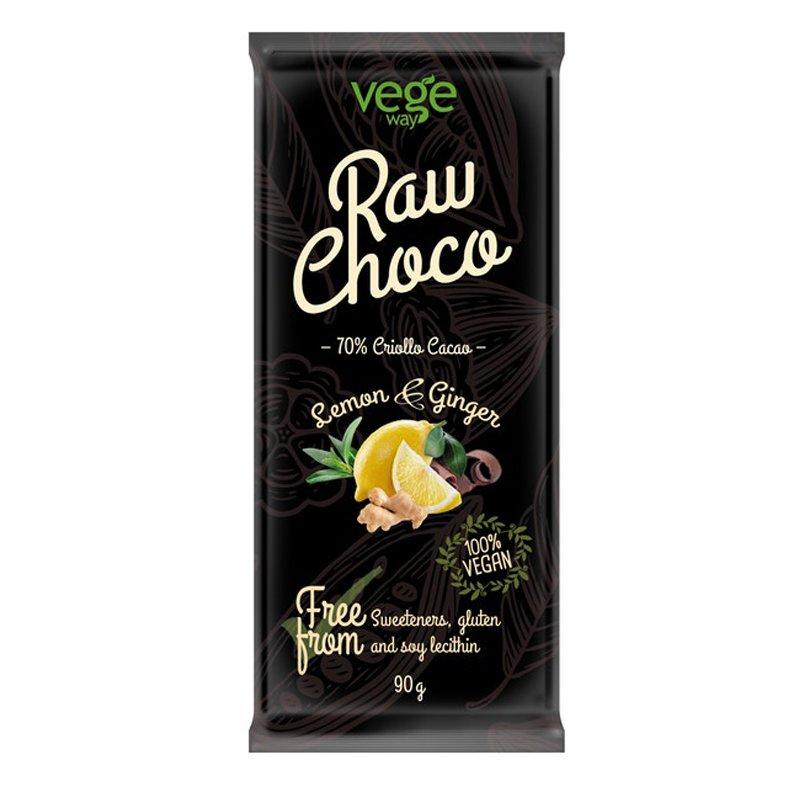 Choklad Ginger 90g - 20% rabatt