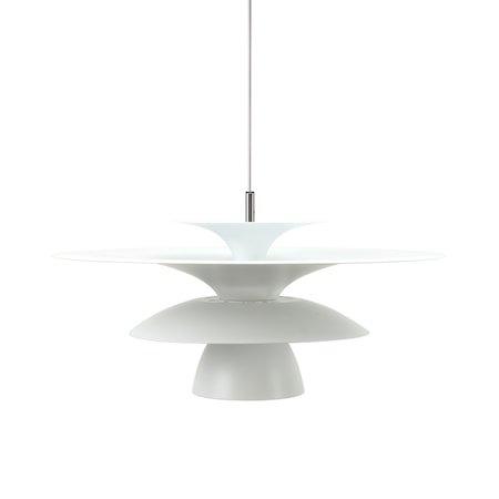 Picasso Pendel Matthvit LED 50 cm