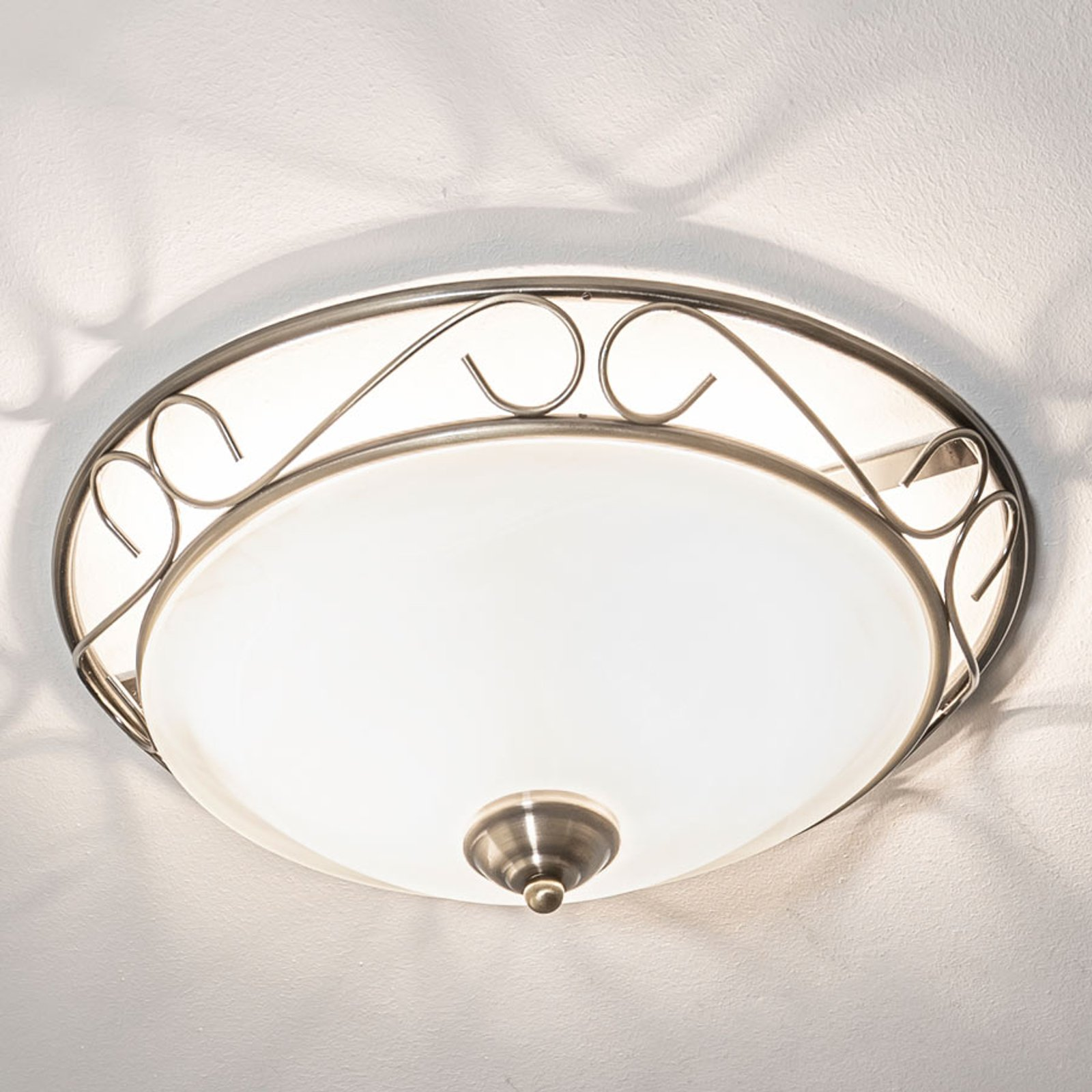 ANNEKE - romantisk-yndig taklampe