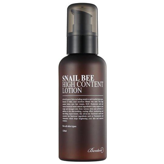 Snail Bee High Content Lotion, 120 ml Benton K-Beauty