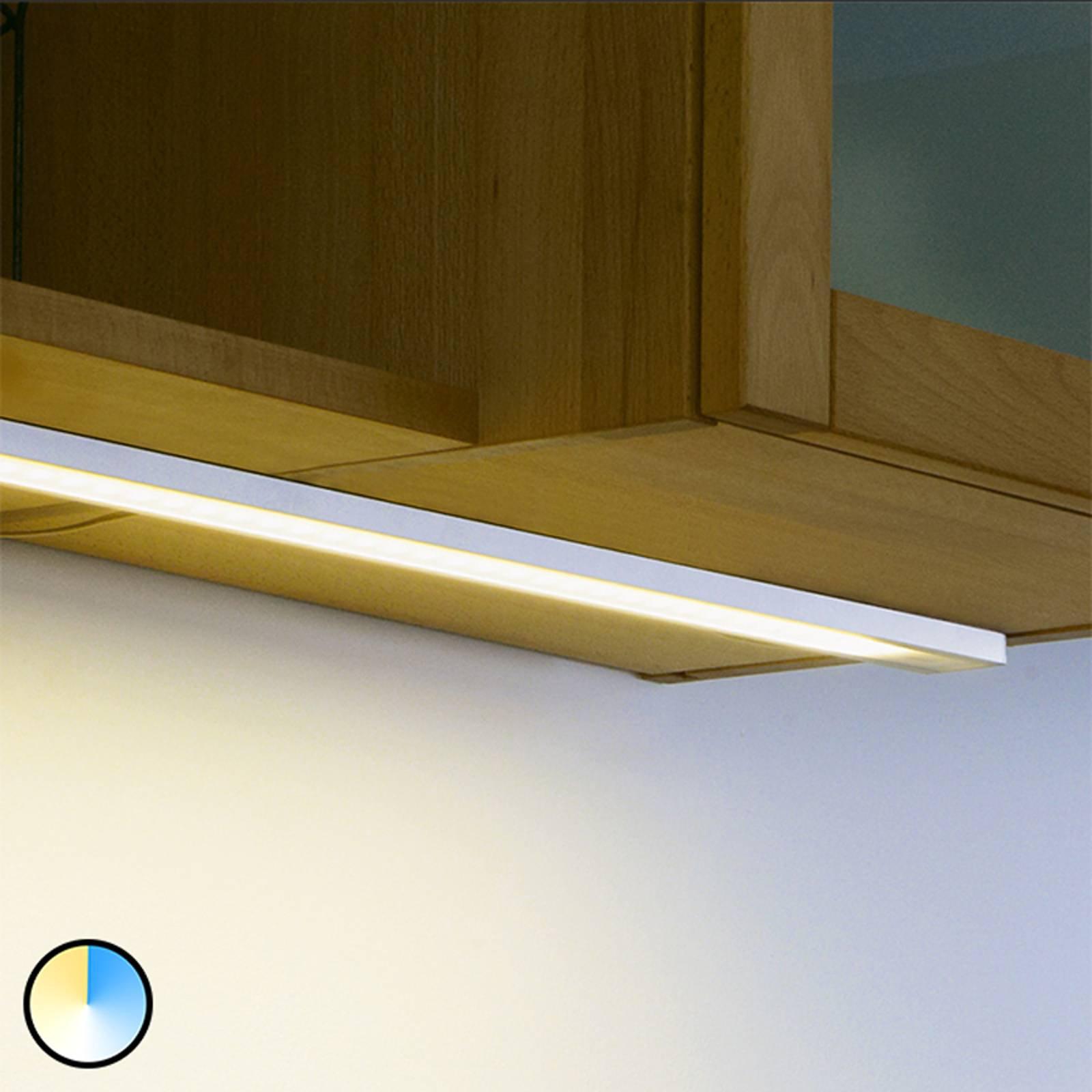 Dynamic utenpåliggende LED-lampe Top-Stick, 90 cm