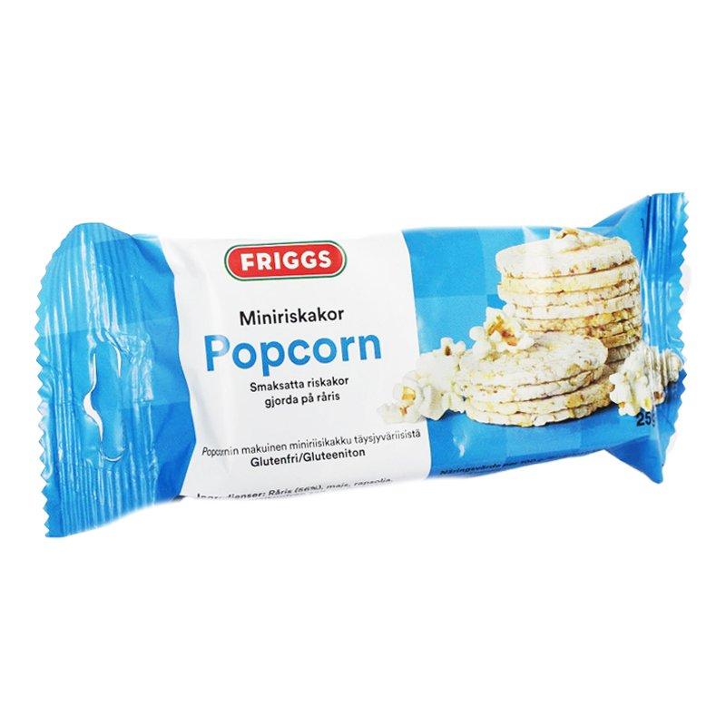 Miniriskakor Popcorn - 60% rabatt