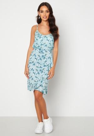 Happy Holly Farah skirt Light blue / Patterned 48/50