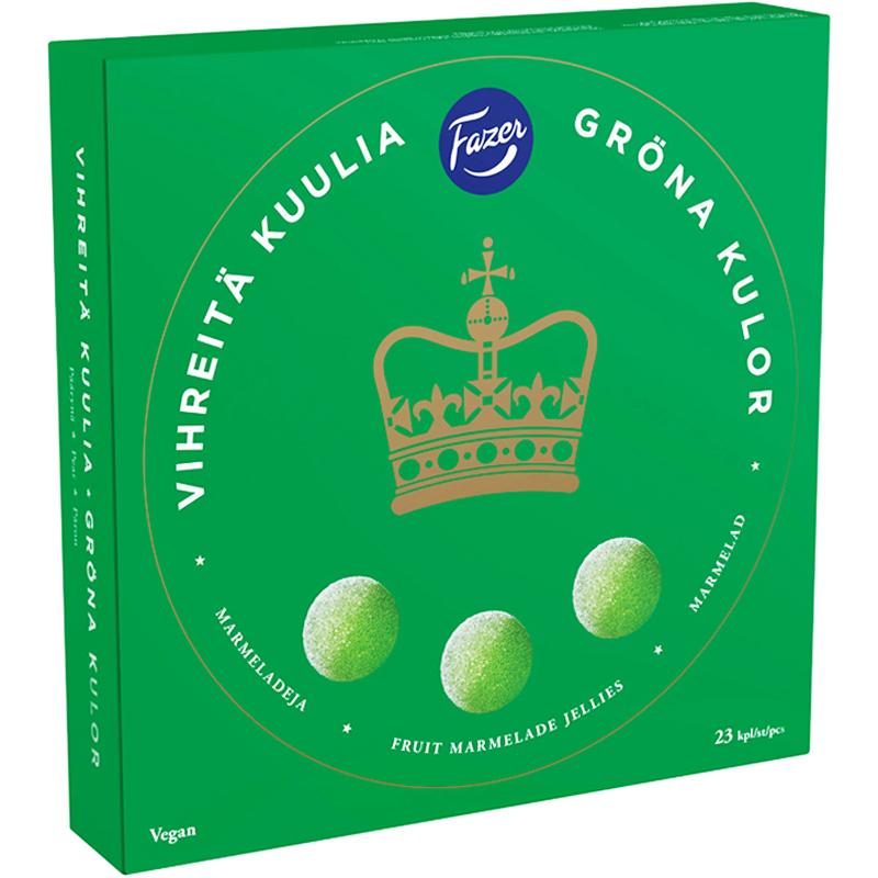 Vihreitä Kuulia - 47% alennus