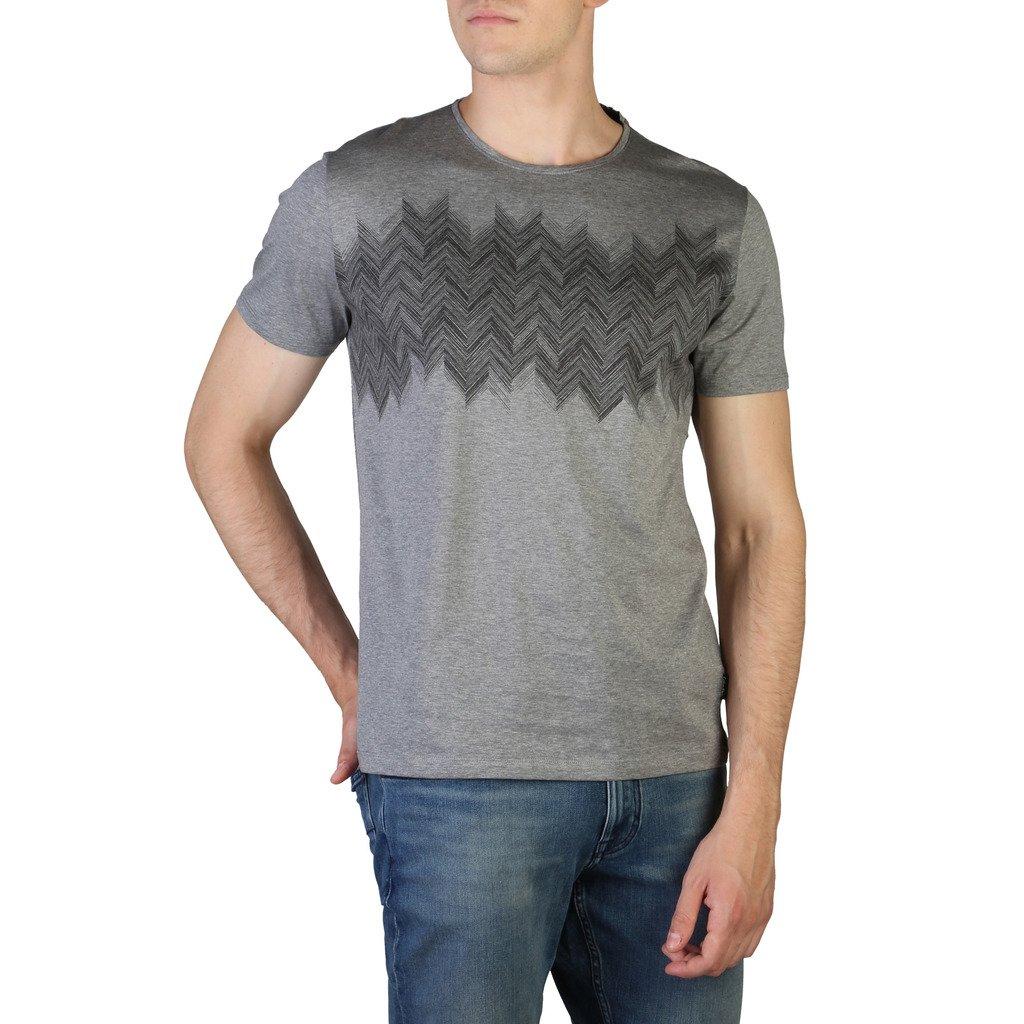Calvin Klein Men's T-Shirt Grey K10K101224 - grey M