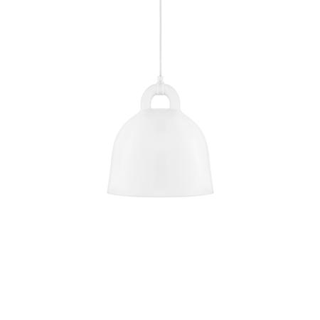 Bell Lampe Hvit S