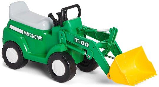 Fippla Gåbil Traktor