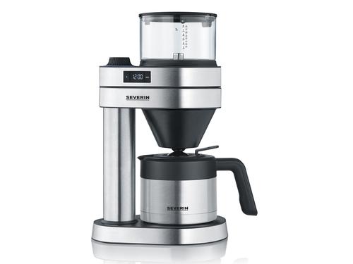Severin Ka 5761 Kaffebryggare - Svart/silver