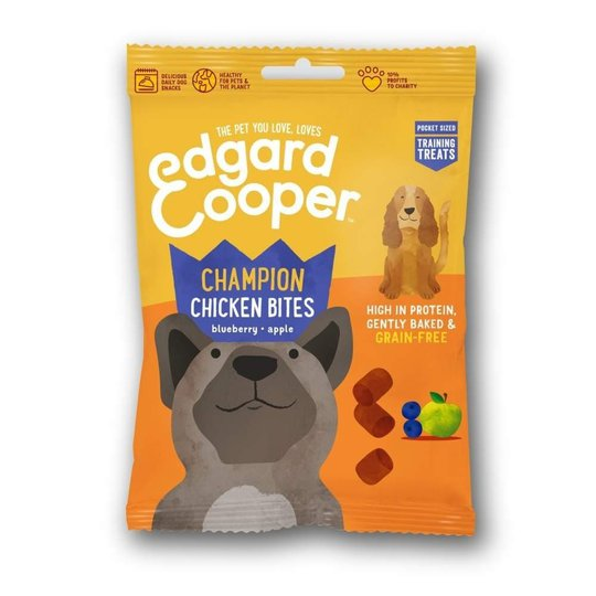 Edgard & Cooper Bites Kyckling 50 g