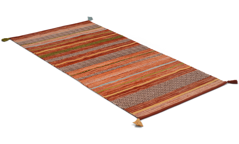 Hemse terrakotta - bomullsteppe