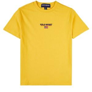 Ralph Lauren Logo T-shirt Gul S (8 år)