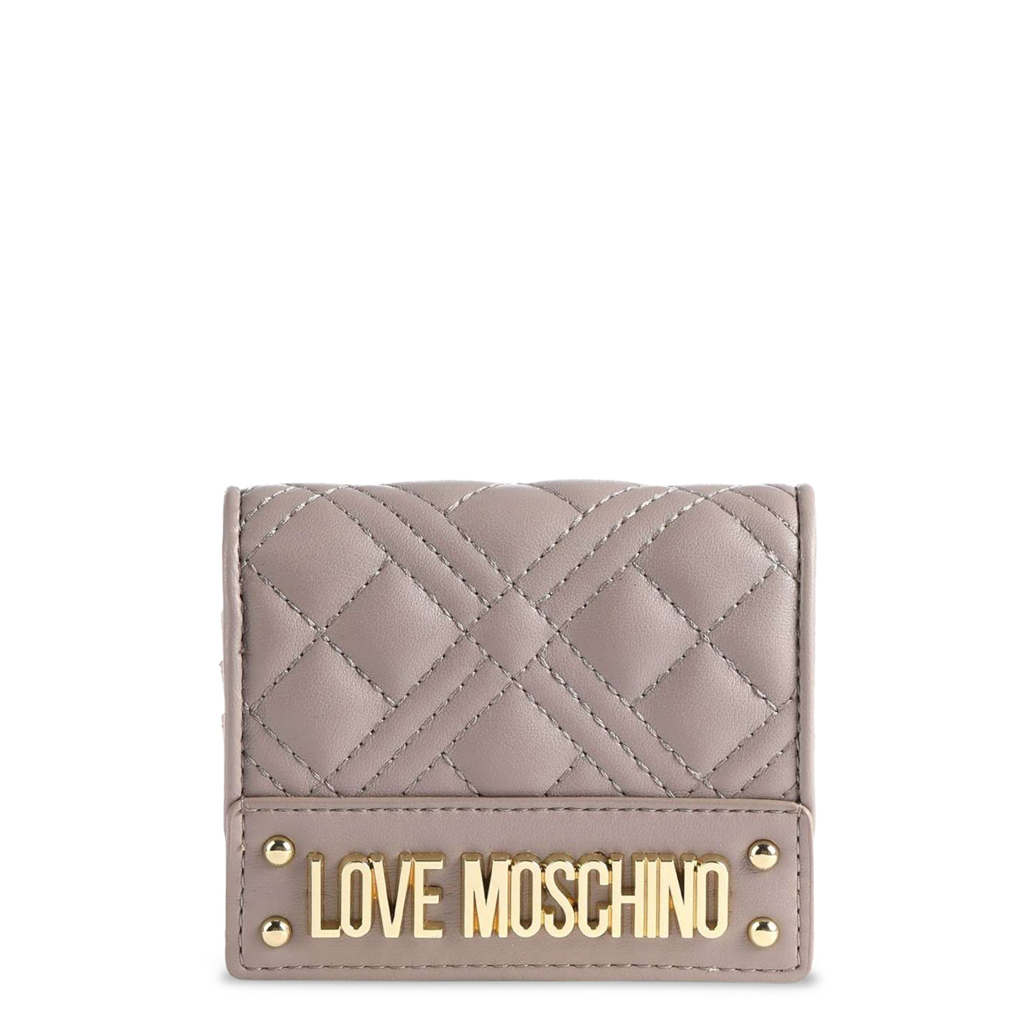 Love Moschino Women's Wallet Various Colours JC5601PP1DLA0 - grey NOSIZE