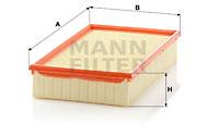 Ilmansuodatin MANN-FILTER C 31 152/1