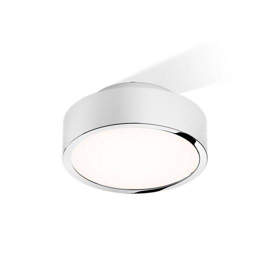 Decor Walther Round taklampe til bad krom Ø 20 cm
