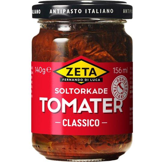 Soltorkade Tomater Classico - 45% rabatt