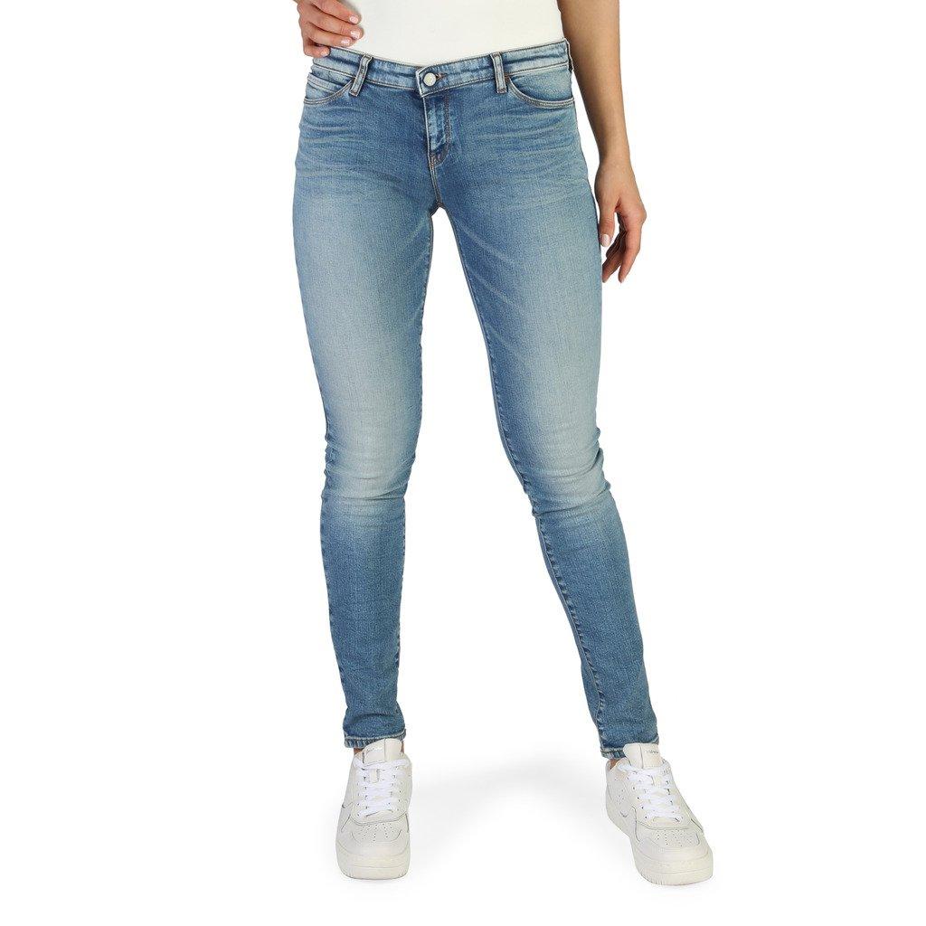 Emporio Armani Women's Jeans Blue 328560 - blue 25