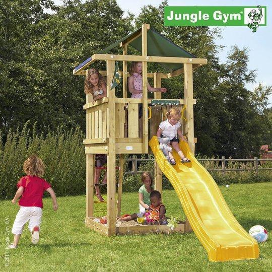 Jungle Gym Lekestativ Hut Inkl. Sklie