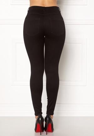 ONLY Royal High Skinny Black XL/34