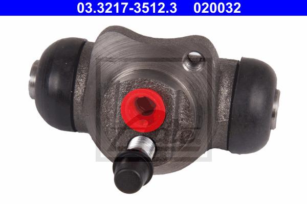 Jarrusylinteri ATE 03.3217-3512.3