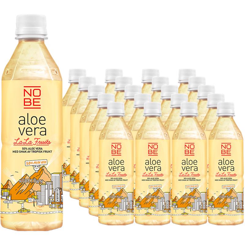 Aloe Vera LaLa Fruits (Tropisk) 20-pack - 68% rabatt