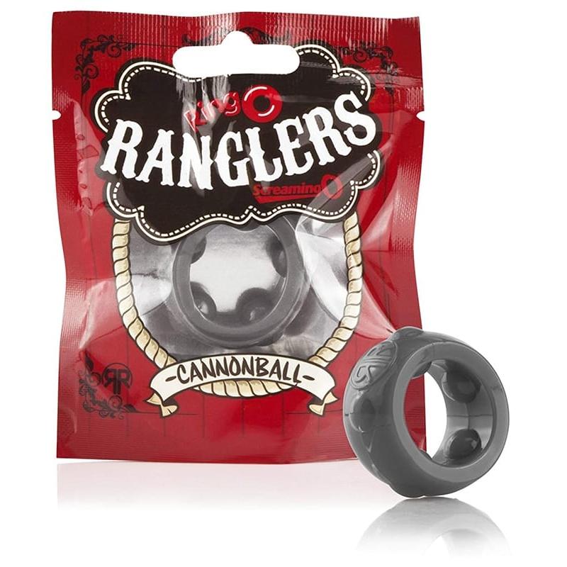 Ring O Rangler Cannonball Penisring