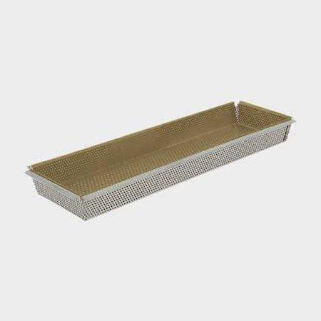 Rektangulær Form Avtagbar bunn 35x10x3,5cm