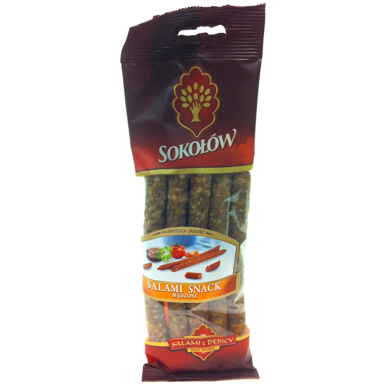 Salami snack wedzone - 16% rabatt
