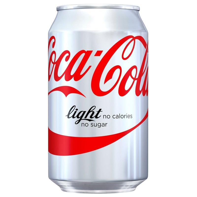 Coca-Cola Light 330ml - 22% rabatt