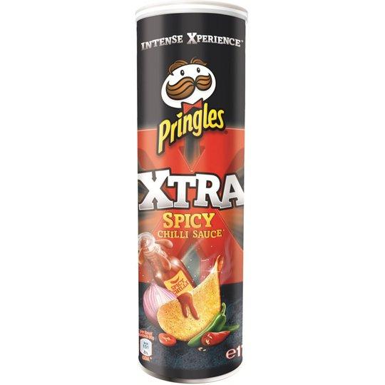 "Chips ""Spicy Chilli Sauce"" 175g - 10% rabatt"