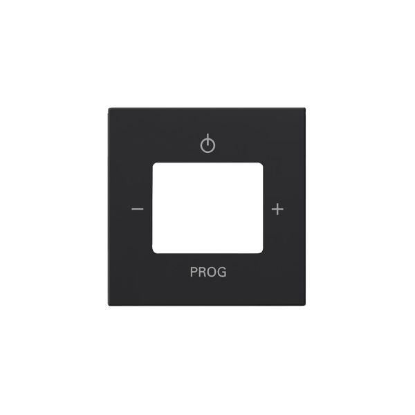 ABB Impressivo Midtplate for digitalradio Antrasitt