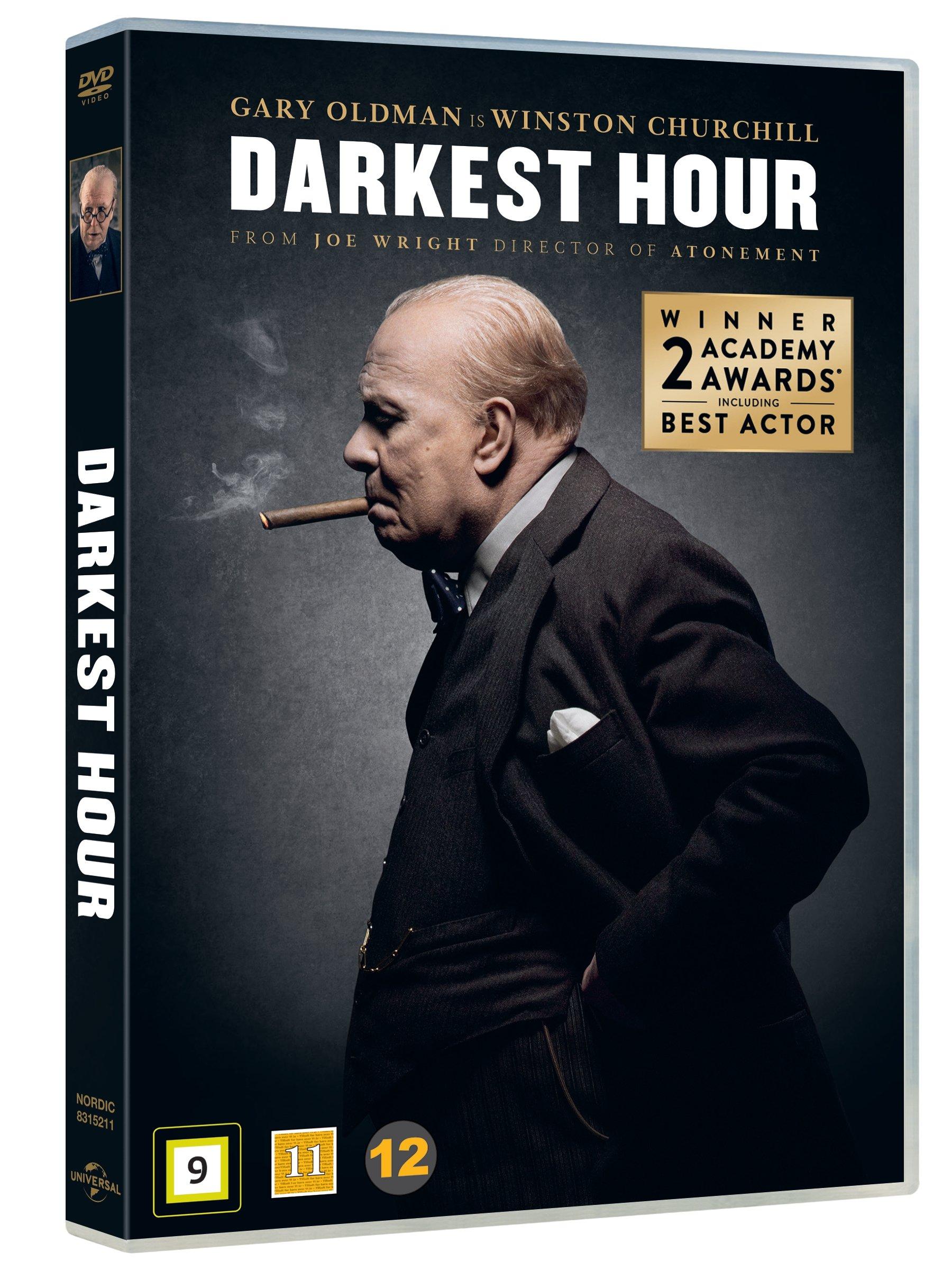 Darkest Hour - DVD