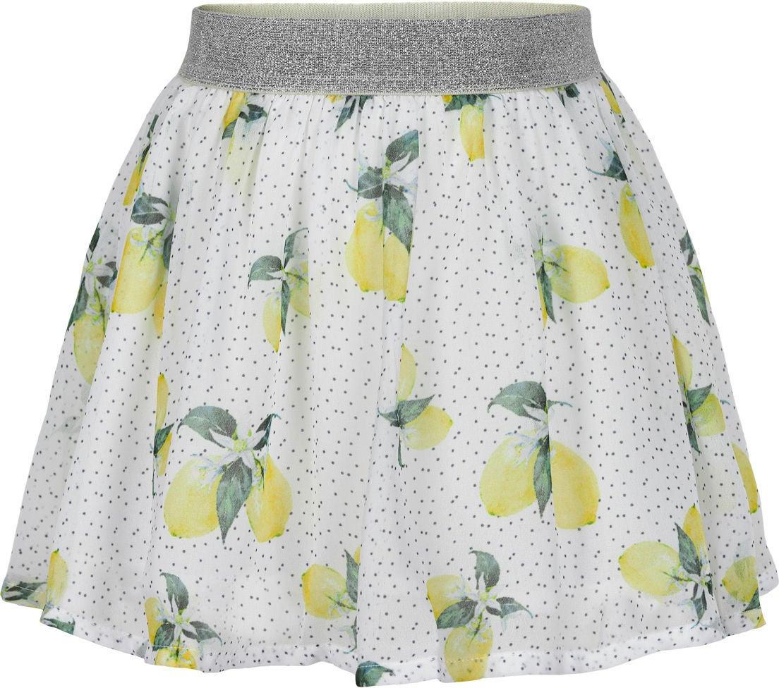 Creamie Lemon Kjol, Cloud, 104