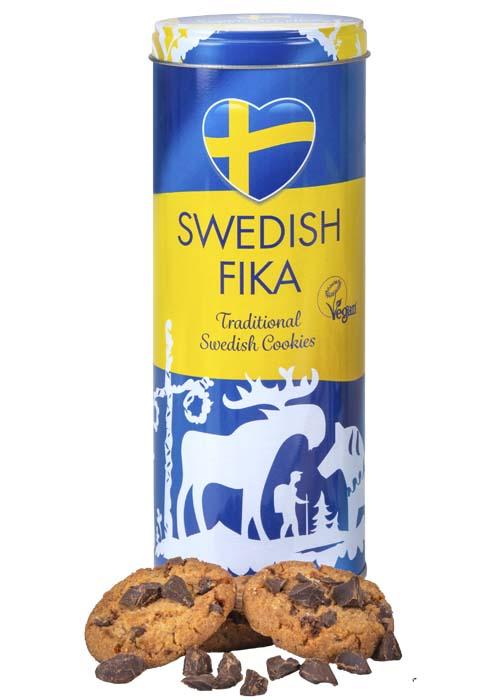 Swedish Fika - Cookies Chokladkakor 160g