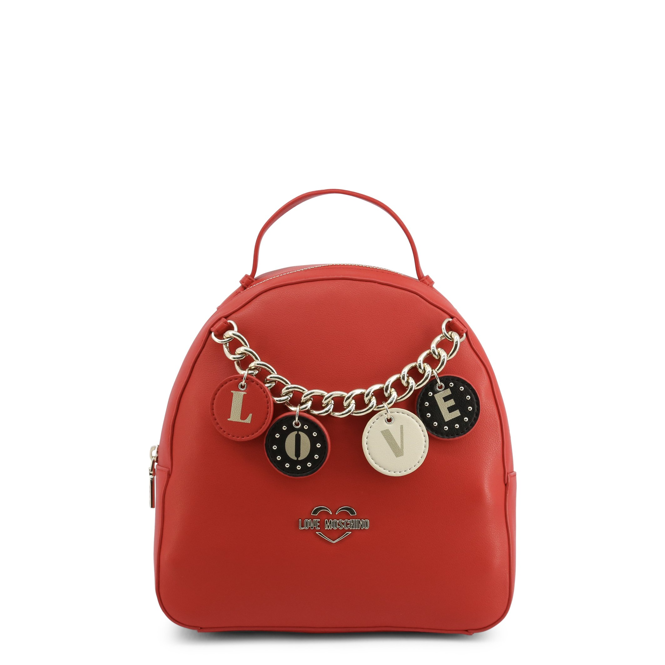 Love Moschino Women's Backpack Various Colours JC4225PP0BKD - red NOSIZE