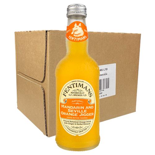 Fentimans Mandarin Orange 27.5cl x 12s