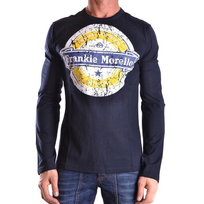 Frankie Morello Men's T-Shirt Blue 185967 - blue S