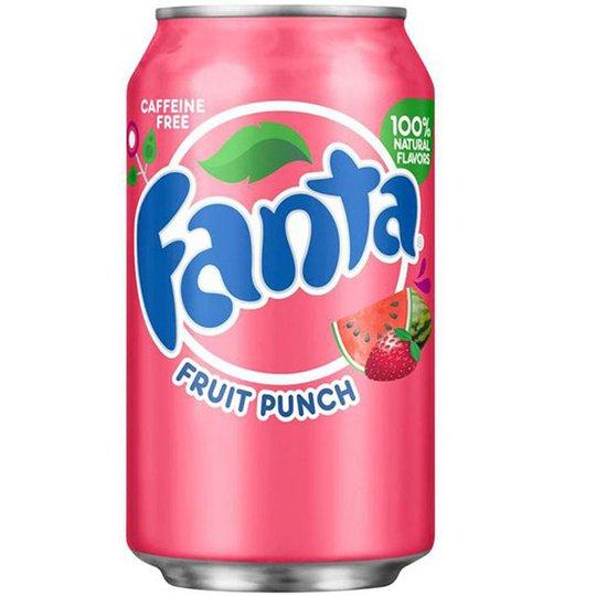 Fanta Fruit Punch - 53% rabatt