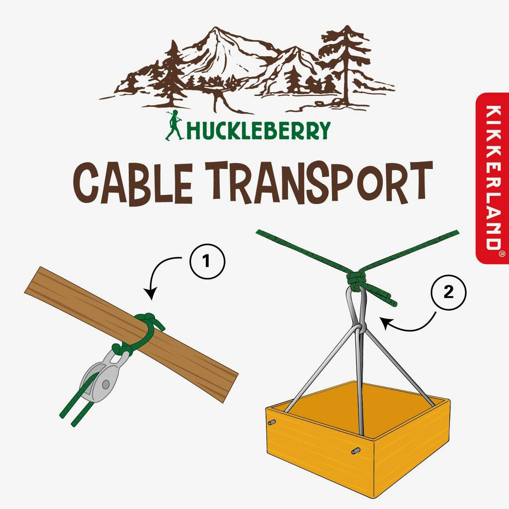 Huckleberry Cable Transport (HB23)