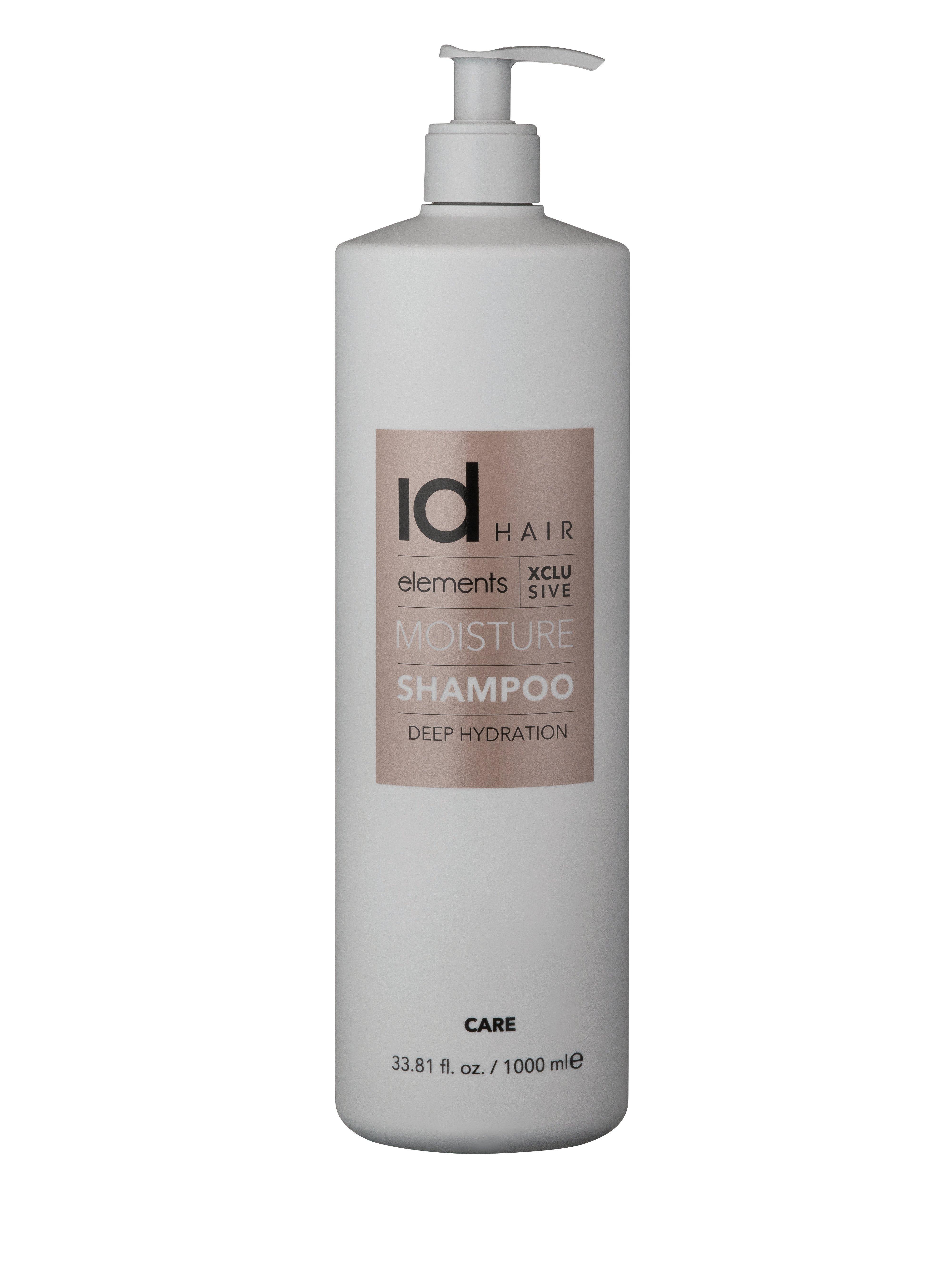 IdHAIR - Elements Xclusive Moisture Shampoo 1000 ml