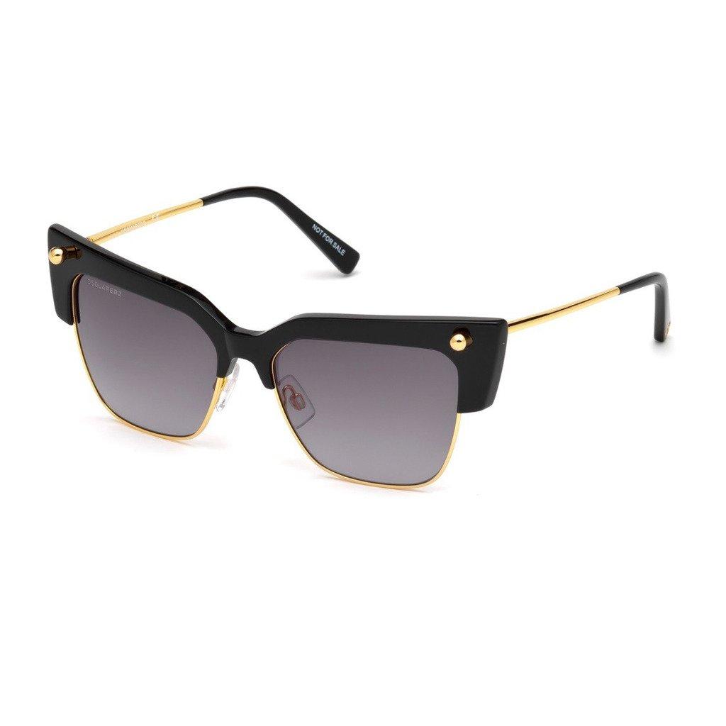 Dsquared2 Women's Sunglasses Various Colours DQ0279 - black NOSIZE
