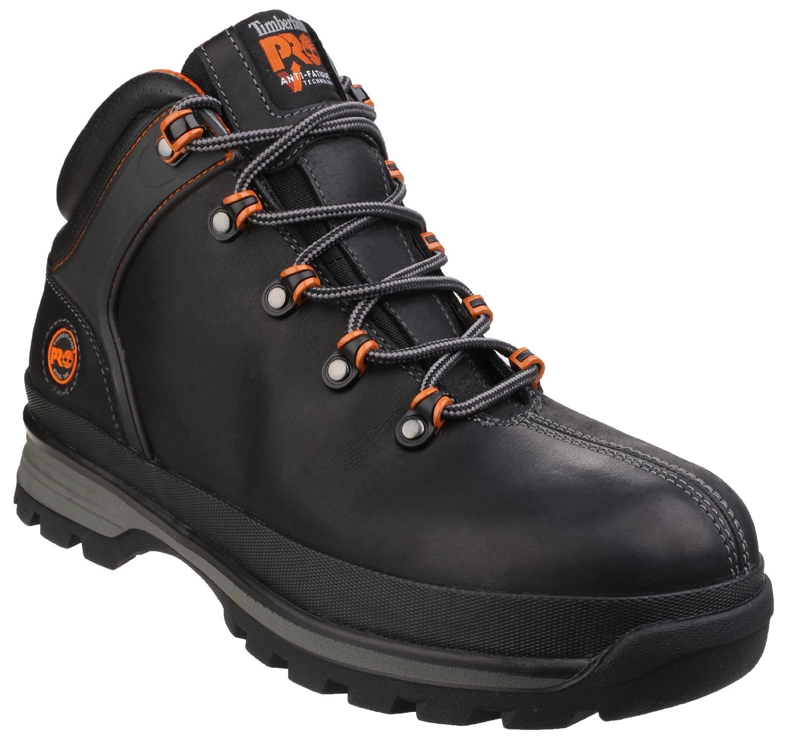 Timberland Pro Men's Splitrock XT Lace-up Safety Boot Various Colours 25948 - Black 4