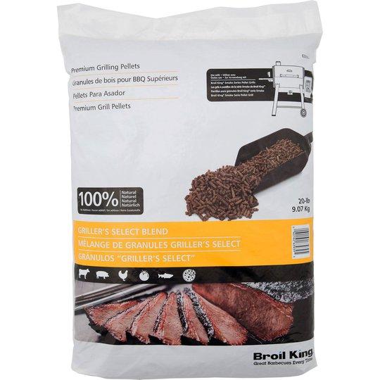 Broil King Grillers Select Blend träpellets