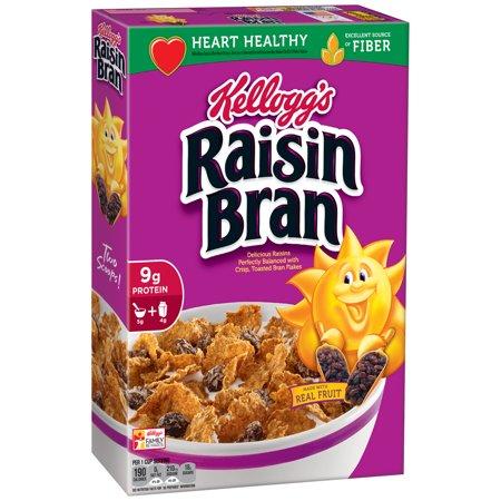 Kelloggs Raisin Bran 471g