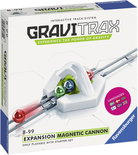 Ravensburger GraviTrax Magnetisk Kanon