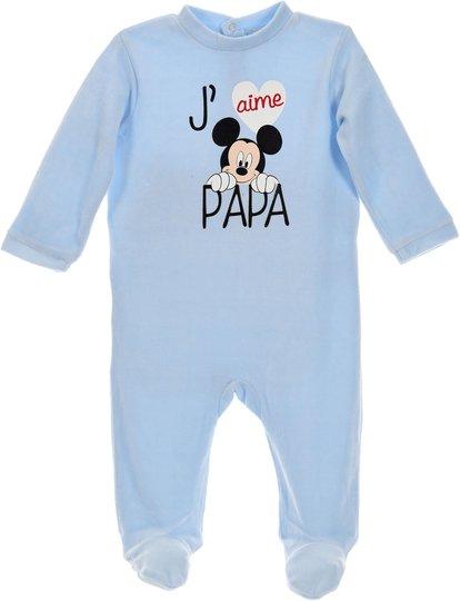 Disney Mikke Mus Pyjamas, Blue 24mån