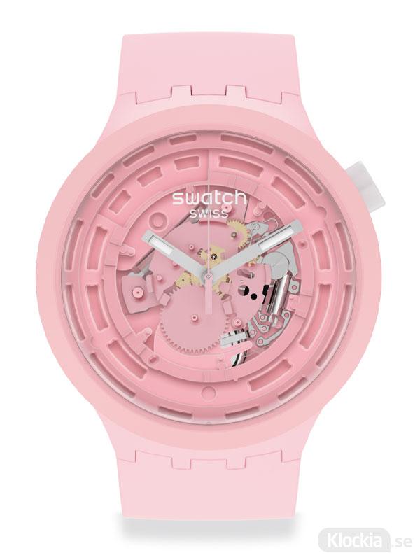 SWATCH Big Bold C-Pink SB03P100 Klocka