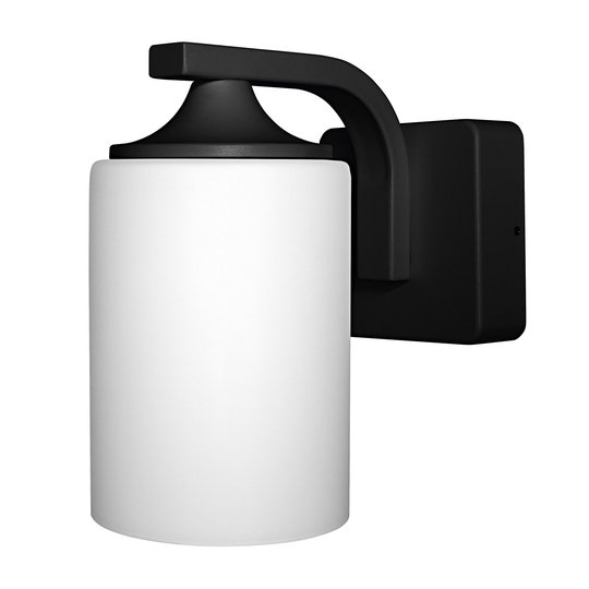 LEDVANCE Endura Classic Lantern Cylinder, musta