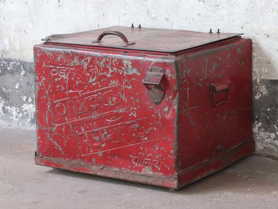 Vintage Cool Box Small