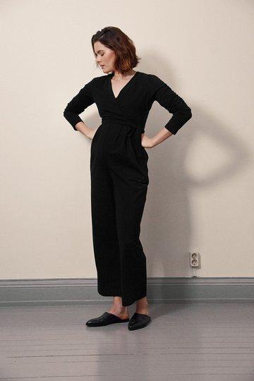 Boob Amelia Jumpsuit, Black S